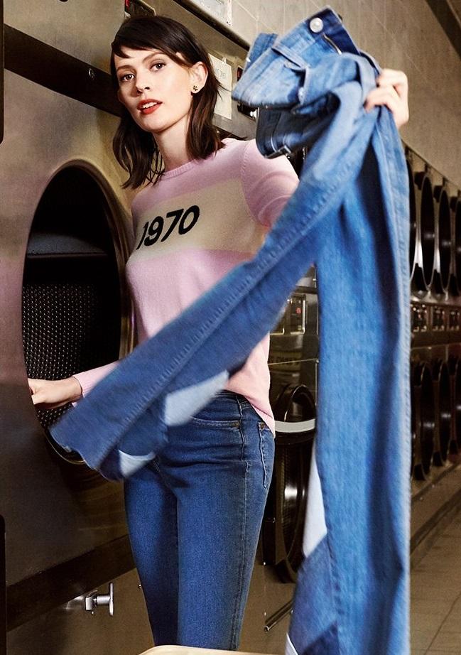 Bella Freud Cashmere 1970 Sweater