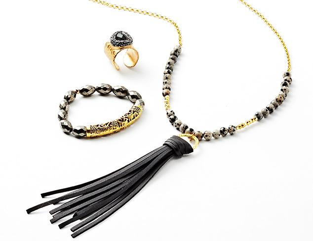 Boho Chic Jewelry feat. Turkish Delight at MYHABIT