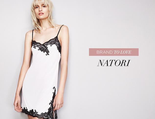 Brand to Love Natori at MYHABIT
