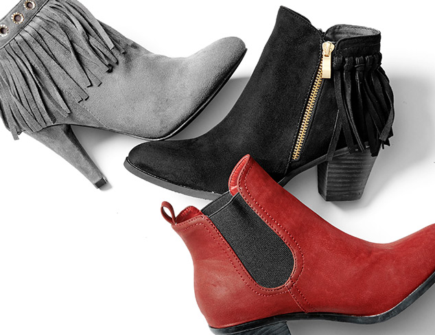 Bucco Boots & Booties at MYHABIT