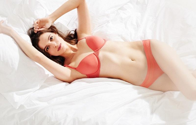Calvin Klein Underwear Perfectly Fit Lace Bra
