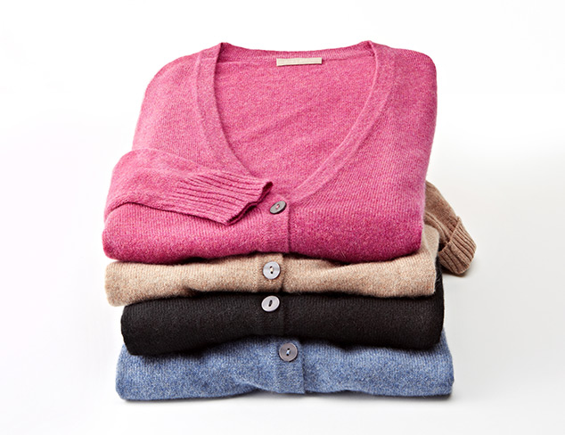 Cashmere Addiction at MYHABIT