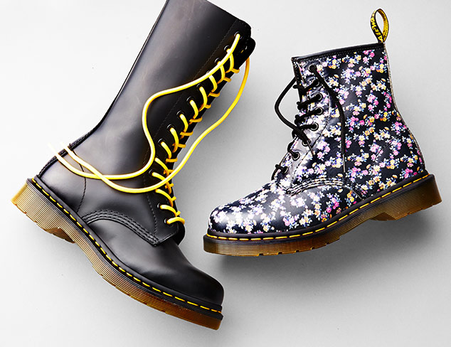 Casual-Cool Combat Boots & More at MYHABIT