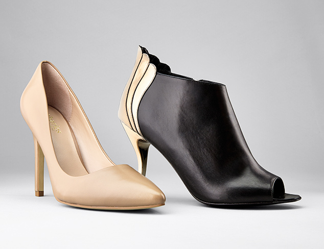 Day to Evening Pumps at MYHABIT