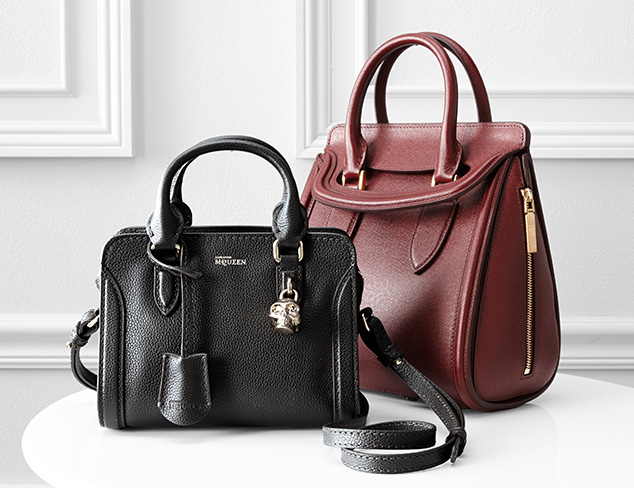 Designer Bags feat. Alexander McQueen at MYHABIT