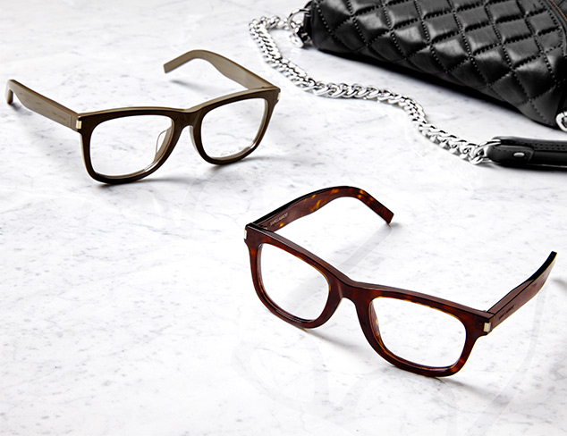 Designer Frames feat. Saint Laurent at MYHABIT