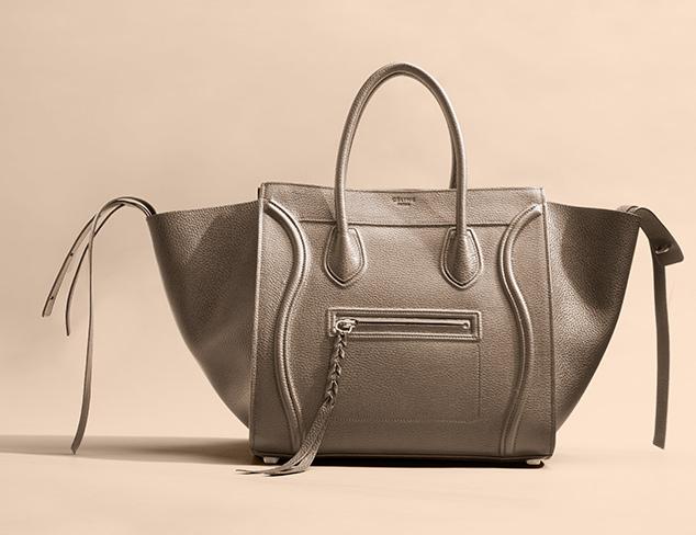 Designer Handbags feat. Céline at MYHABIT