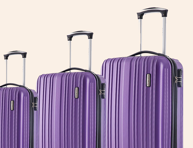 English Laundry Luggage at MYHABIT