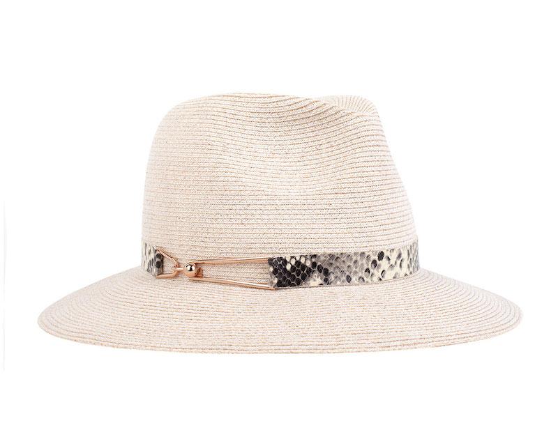 Eugenia Kim Courtney Wide-Brim Fedora Hat