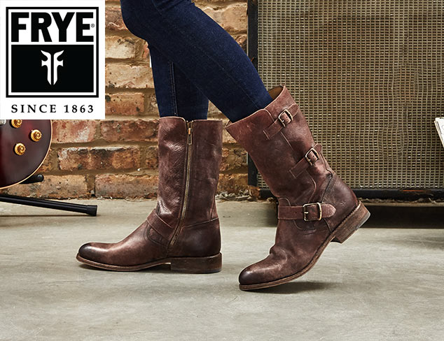 FRYE at MYHABIT