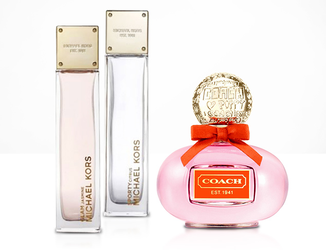 Favorite Fragrances feat. Michael Kors & Coach at MYHABIT
