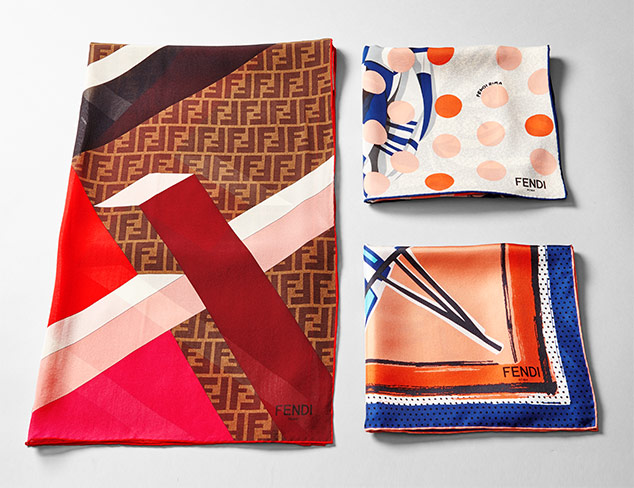 Fendi Scarves at MYHABIT