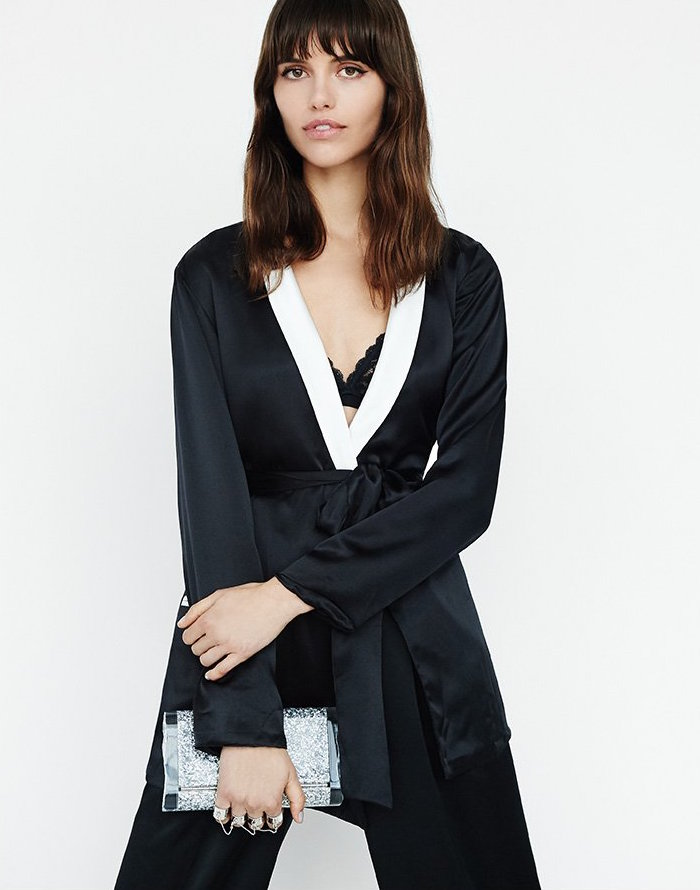 Fleur du Mal x Playboy Smoking Jacket