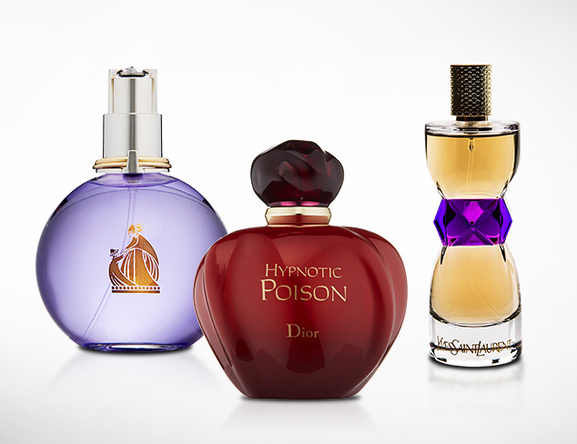 Fragrance Finds feat. Gucci & YSL at MYHABIT