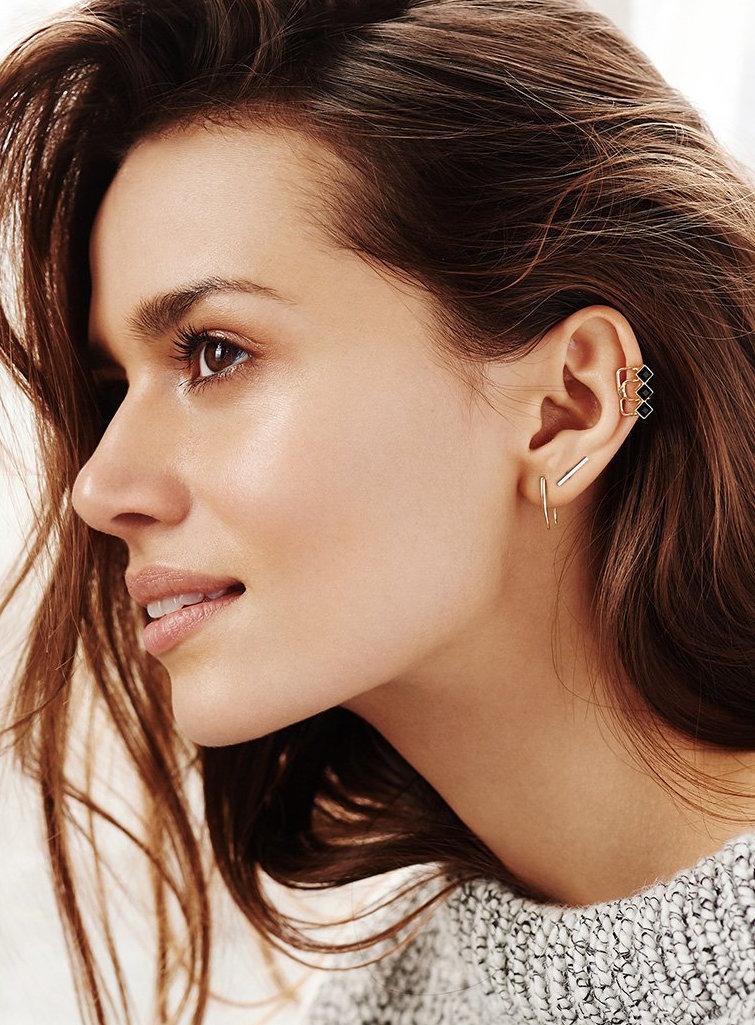 Gabriela Artigas Infinite Tusk Earrings
