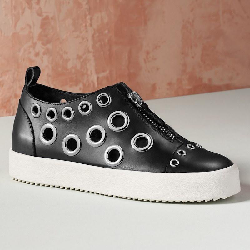 Giuseppe Zanotti Grommet Sneaker