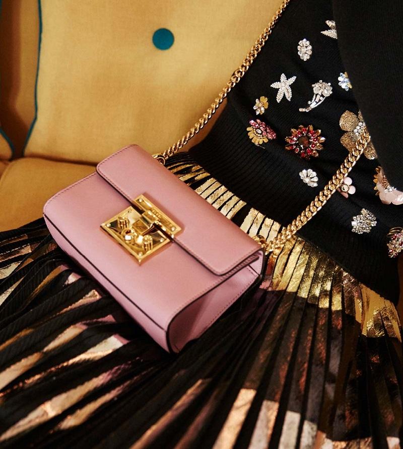 Gucci Padlock Small leather shoulder bag