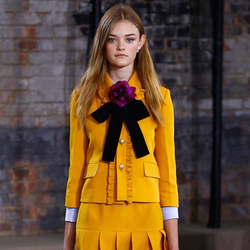 Gucci Silk and Wool Jacket