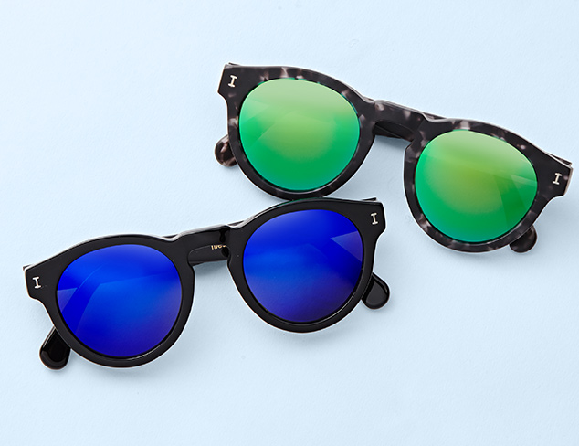 Illesteva Sunglasses at MYHABIT