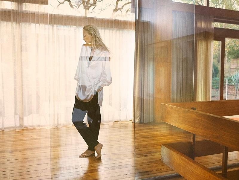 Isabel Marant Kyler silk trousers