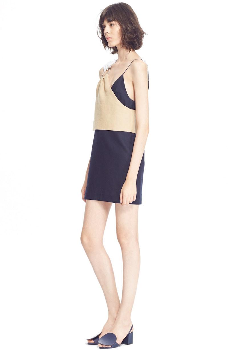 Jacquemus Loop Strap Dress