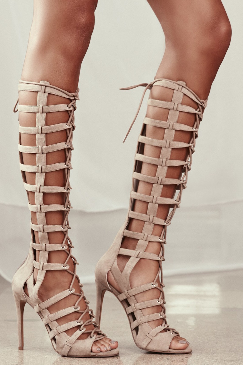 KENDALL + KYLIE Emily Tall Gladiator Sandal