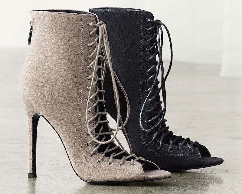 KENDALL + KYLIE Ginny Lace-Up Sandal