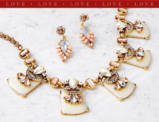 Kenneth Jay Lane Jewelry at MYHABIT