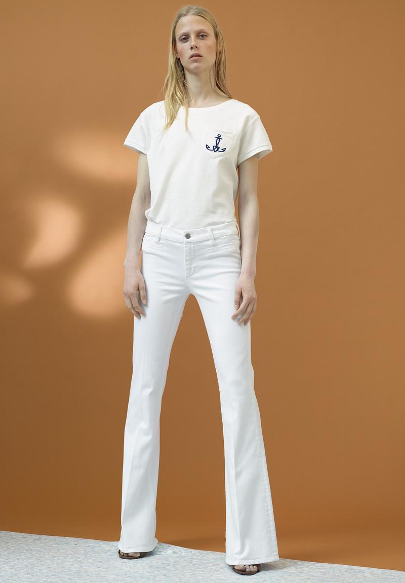 M.i.h Jeans Jane Cotton-jersey T-shirt