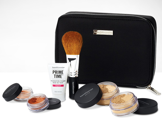 Makeup Made Easy Sets feat. bareMinerals at MYHABIT