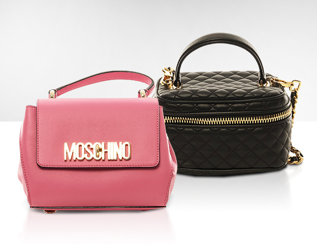 Moschino & Roberto Cavalli Accessories at MYHABIT