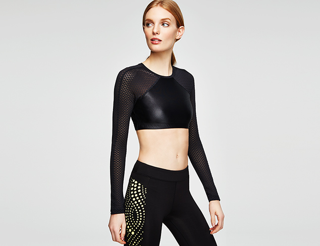 New Markdowns Activewear feat. KORAL & Babakul at MYHABIT