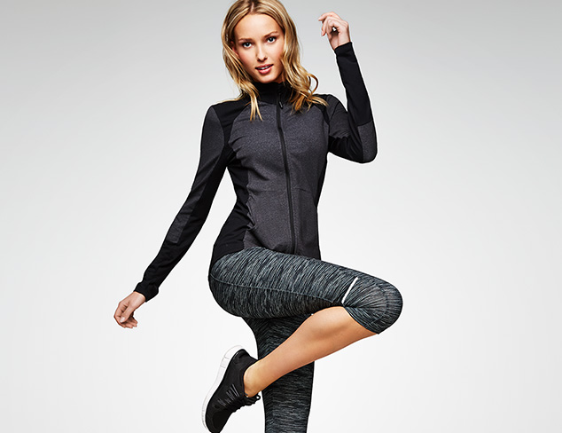 New Markdowns Activewear feat. Marika at MYHABIT