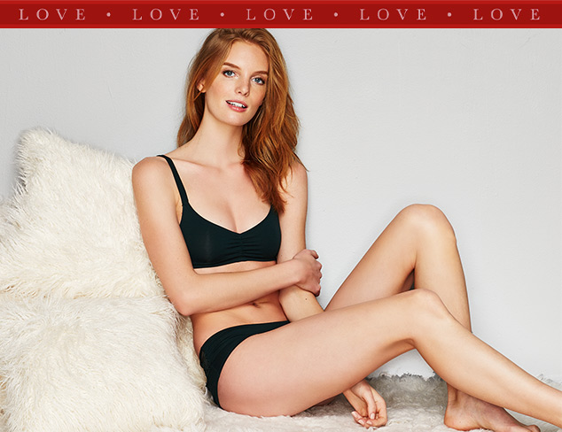 New Markdowns Intimates feat. Only Hearts at MYHABIT