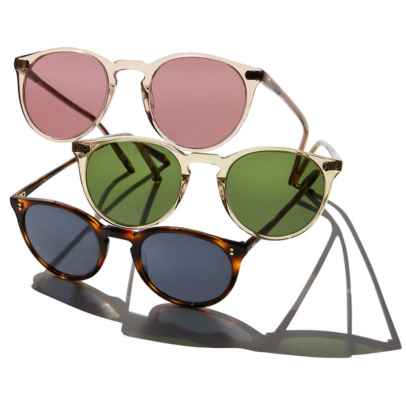 Oliver Peoples x The Row Spring 2016