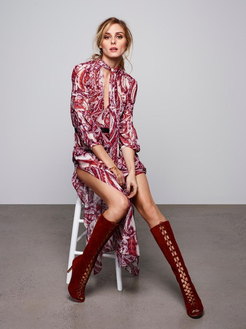 Olivia Palermo + Chelsea28 Dresses