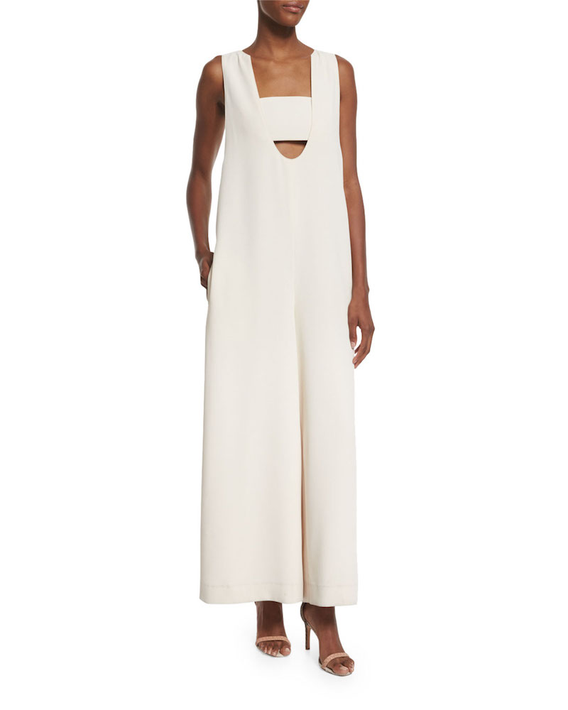 Opening Ceremony Talene Sleeveless Woven Jumpsuit_1