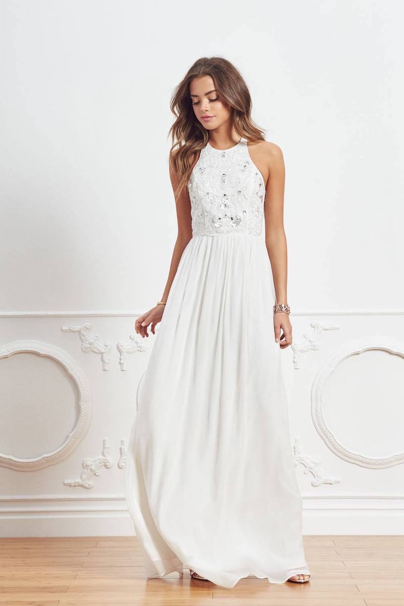 Revolve The Wedding Shop Spring 2016 Wedding Gowns Nawo