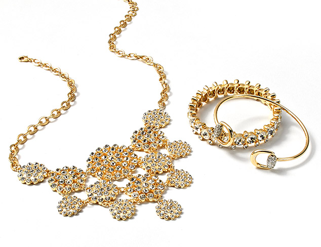 Pavé Jewelry by Cohesive Jewels at MYHABIT