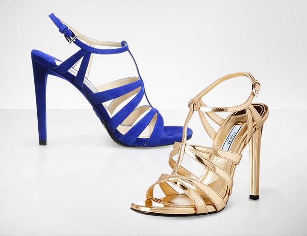 Prada Footwear at MYHABIT