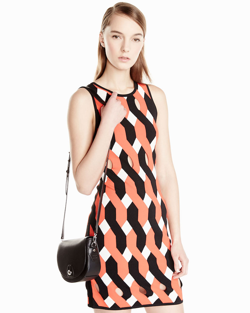 Rag & Bone Olympia Printed Mini Dress