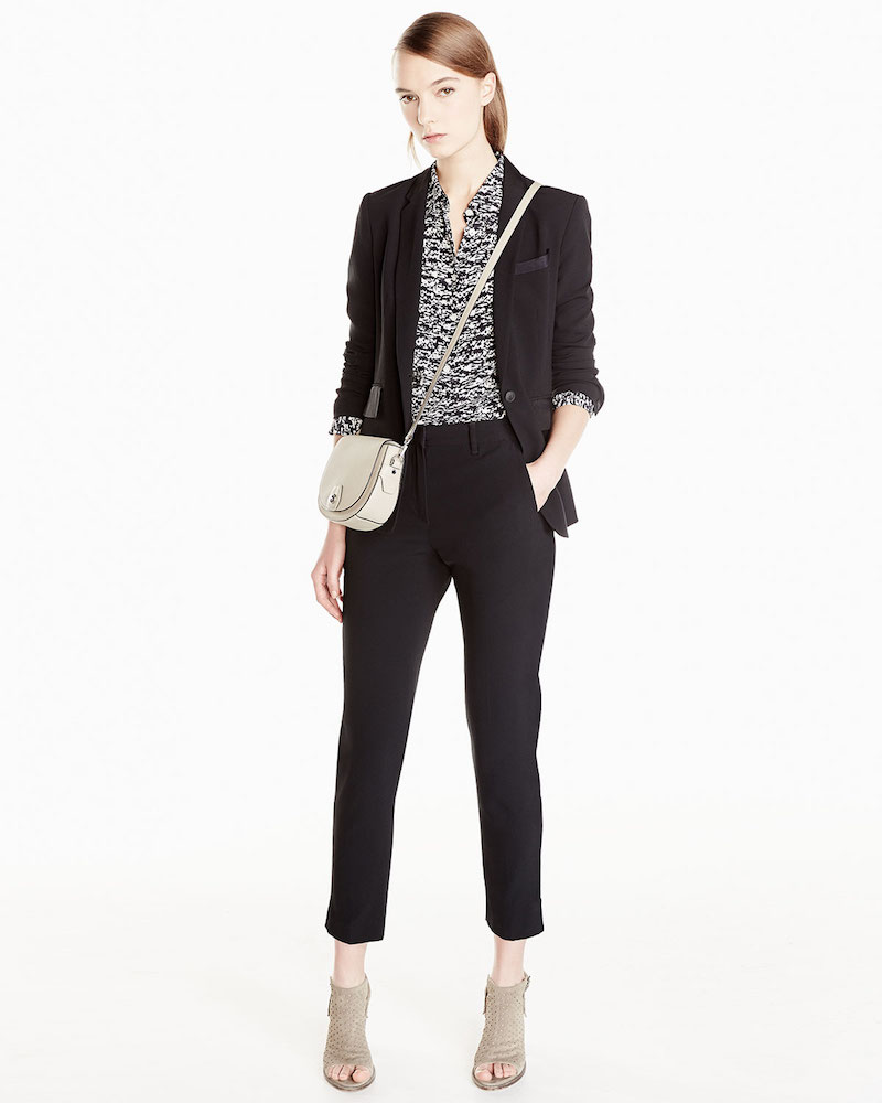 Rag & Bone Windsor One-Button Blazer