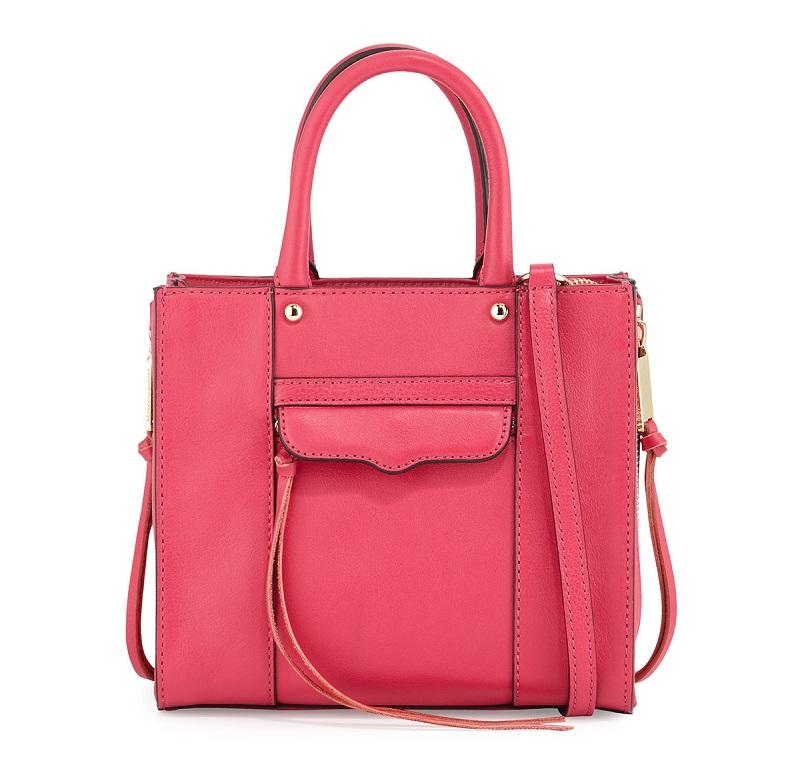 Rebecca Minkoff MAB Mini Leather Tote Bag