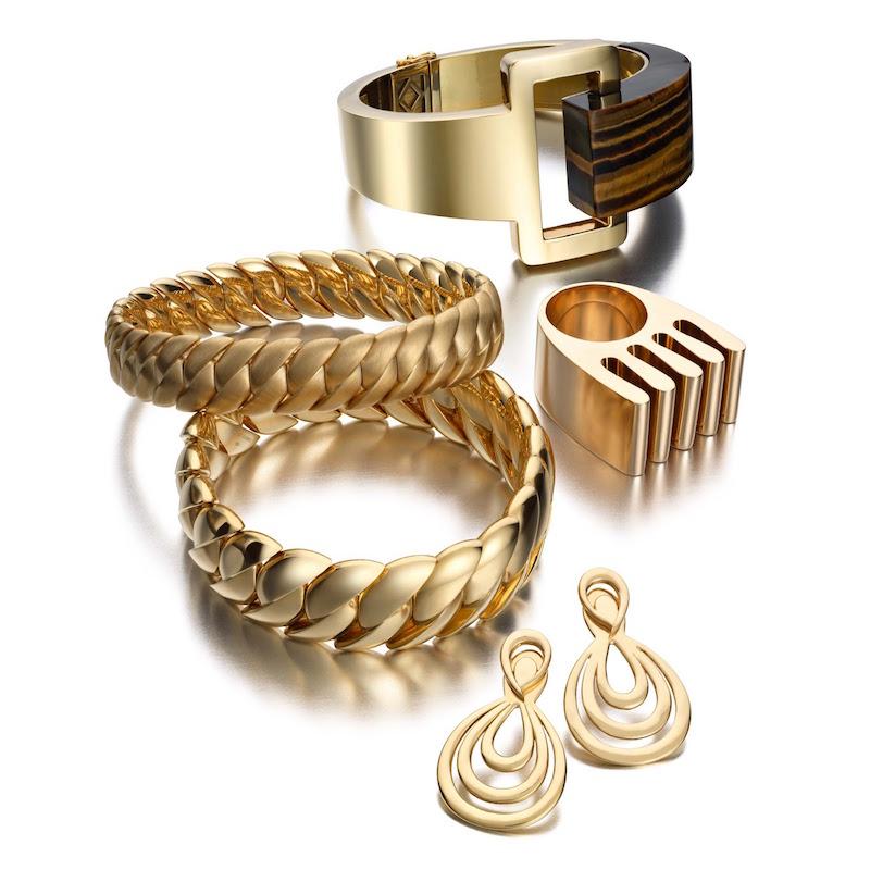 Sidney Garber Wave Link Bracelet