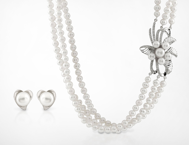 Splendid Pearl Jewelry at MYHABIT