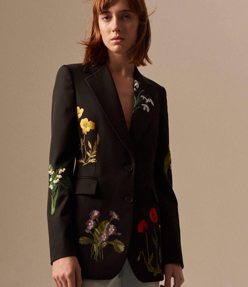 Stella McCartney Charlene Tuxedo Jacket