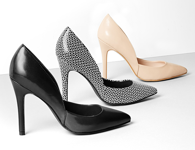 The Pointed Toe Pump at MYHABIT