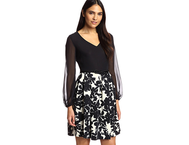 Timeless & Chic Dresses feat. Taylor at MYHABIT