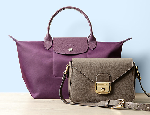 Tory Burch & Longchamp at MYHABIT