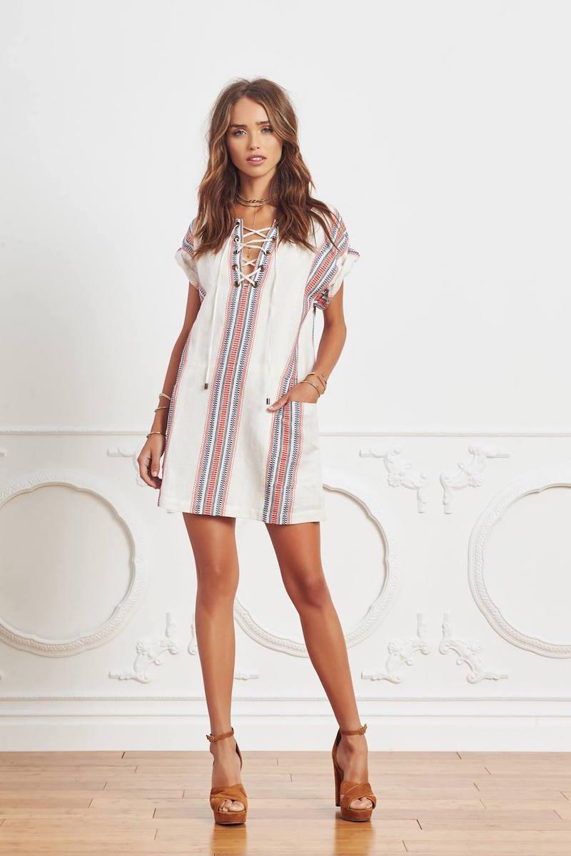 Tularosa Warren Tunic Dress